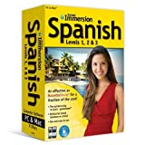 Instant Immersion Spanish Levels 1, 2, 3, Topics Entertainment, 1600775411