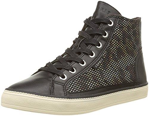 Chaussures 001 Black Bootie Noir Esprit Hautes Alamak Femmes YzxUwnqES
