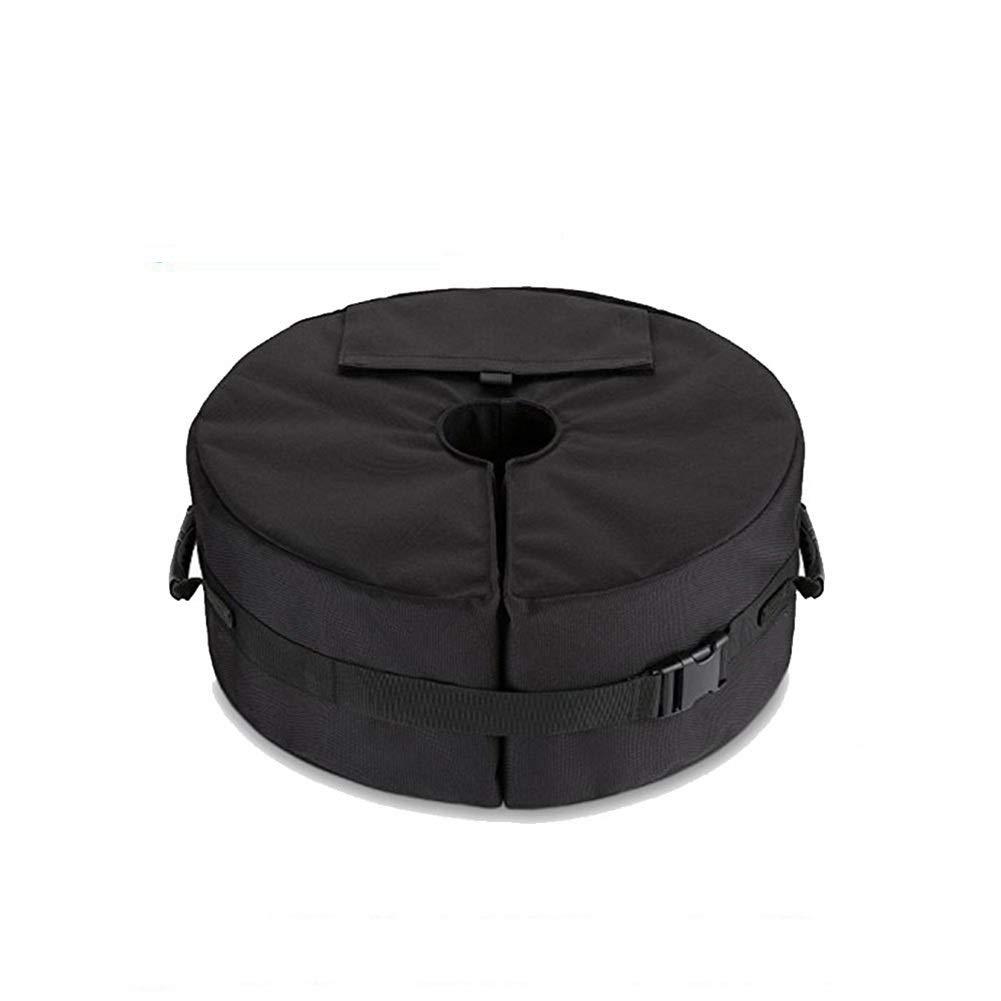 Detachable Weight Bag Gazebo Sandbags for Patio Umbrella Outdoor Tent Sandbag Supply Fixed Tool Base Tent Sandbags Advertisement with 46cm Diameter VVDF