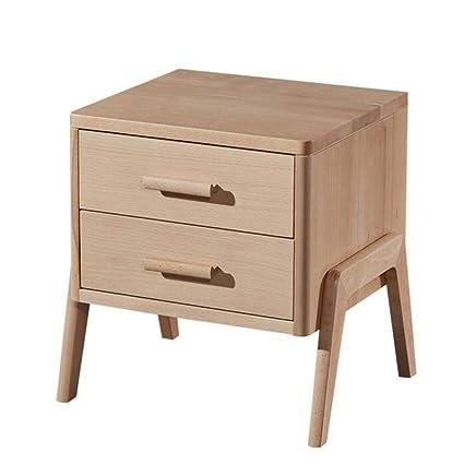 Amazon Com Bedside Table Gjm Shop Bedside Cabinet Simple