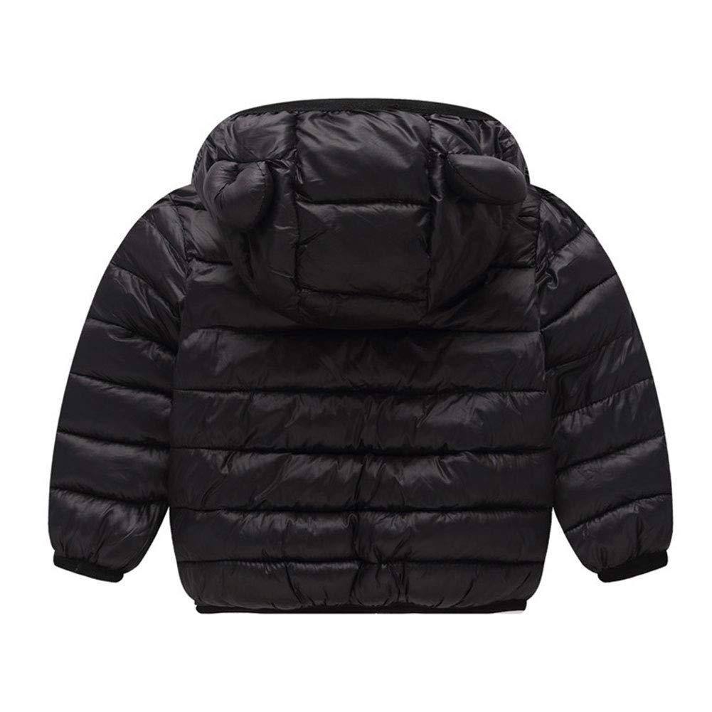 Amazon.com: Juego de abrigos con capucha para niños de ...