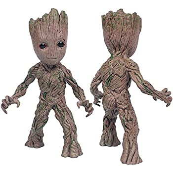 Amazon Com 15cm Tree Man Groot Action Figure Toy Pvc Mv Movie Hero