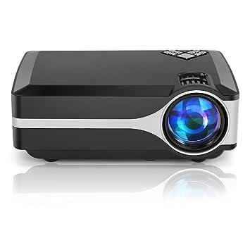 UnlimiTV Mini Proyector, Full HD Native 720p Portátil Gran Imagen ...