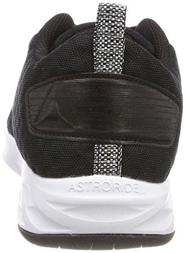 blackwhite Astroride Femme Soul Reebok De Chaussures Noir Running qHxpBw