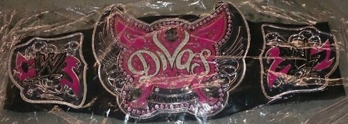 WWE Divas Championship Toy Belt]()