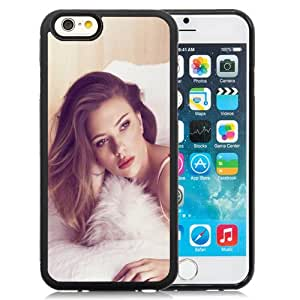 NEW DIY Unique Designed iPhone 6 4.7 Inch TPU Phone Case For Scarlett Johansson Nightdress Phone Case Cover