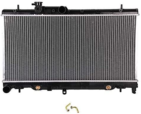 ECCPP Radiator CU2331 Replacement fit for 2000 2001 2002 2003 2004 Outback//Legacy 2.5L 2331,SU3010110,45111AE00A