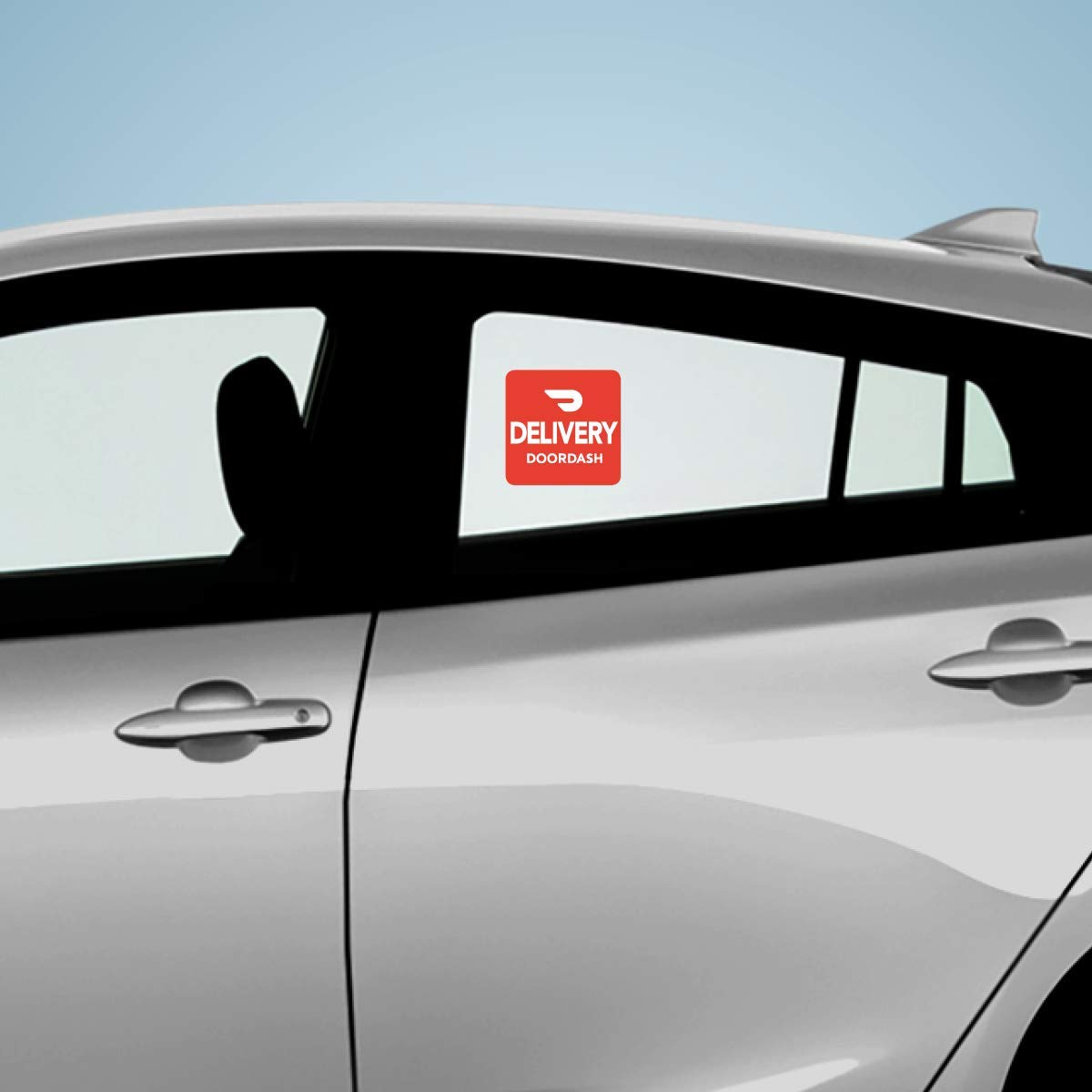 Amazon com: Doordash Car Sticker – Support Products Made for