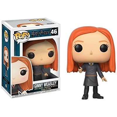 Funko Pop Movies Harry Potter-Ginny Weasley Toy: Funko Pop! Movies:: Toys & Games