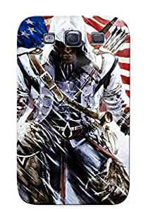 High Quality Bloomeraw Revolutionary Assassin Skin Case Cover Specially Designed For Galaxy - S3