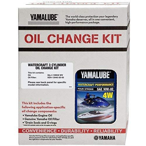 Yamaha Cylinder - Watercraft 3 Cylinder Oil Change Kit