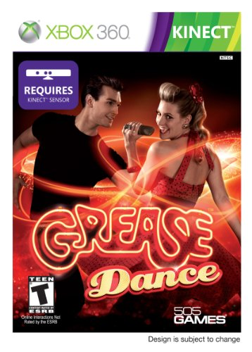 xbox 360 grease dance - 1