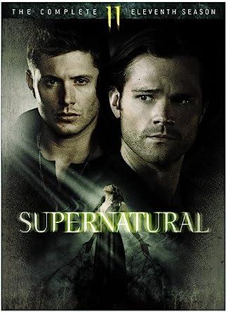 Amazoncom Supernatural Season 11 Jeremy Carver Phil Sgriccia