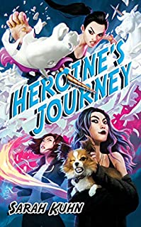 Book Cover: Heroine's Journey