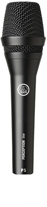 6 opinioni per AKG P5 Microfono per voce e canto