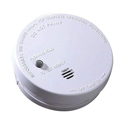 Kidde | Model i9040 Battery-Operated Ionization Sensor ...