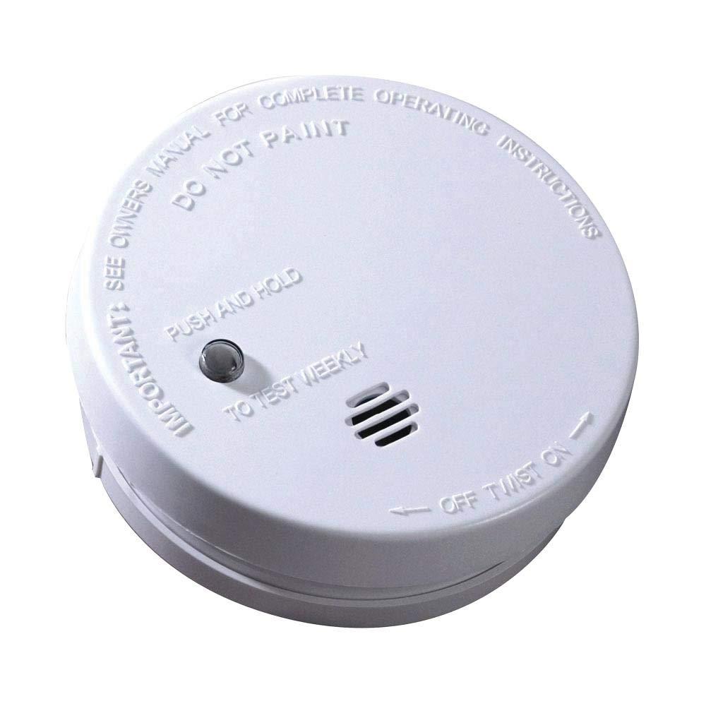 Kidde i9040  Battery-Operated Ionization sensor Compact Smoke Alarm - 21026056