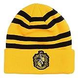 Harry Potter Hufflepuff Crest Beanie