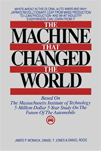 Amazon the machine that changed the world the story of lean the machine that changed the world the story of lean production toyotas secret weapon in the global car wars that is now revolutionizing world industry fandeluxe Image collections