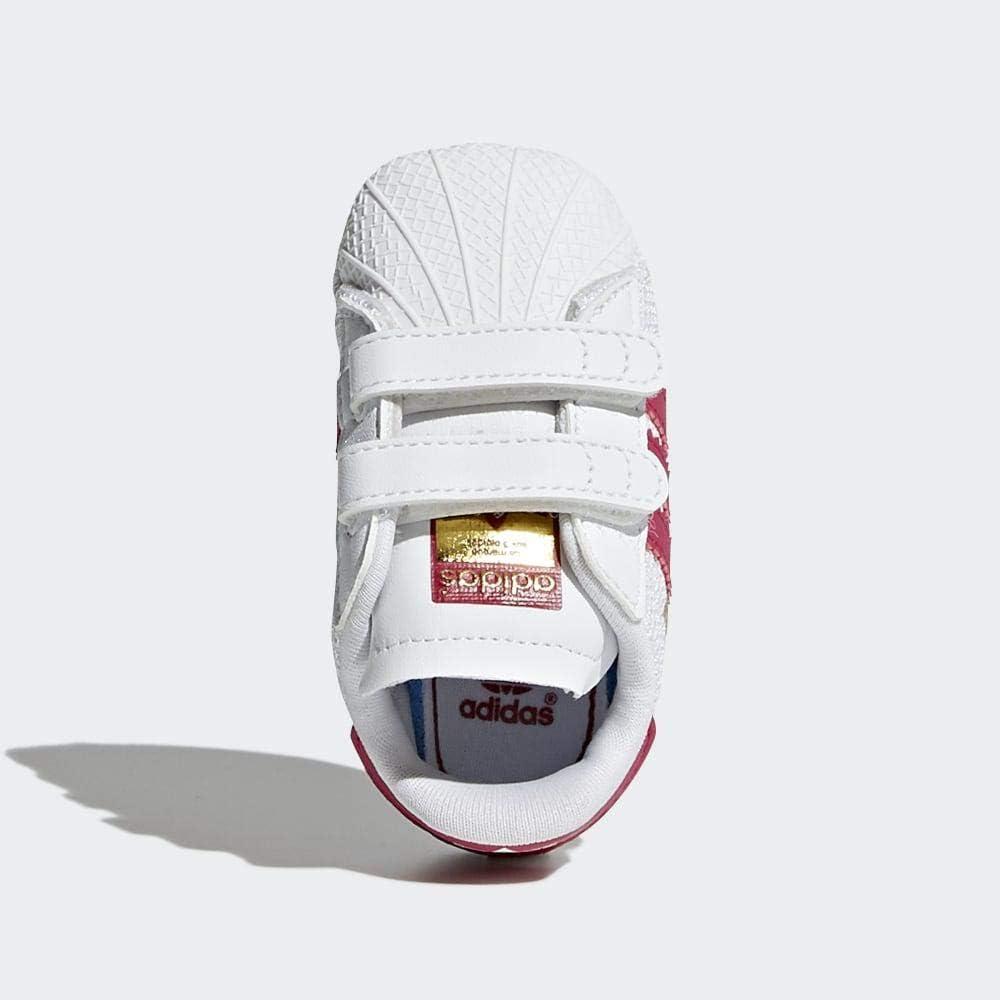 adidas Superstar Crib Zapatillas Unisex Beb/é
