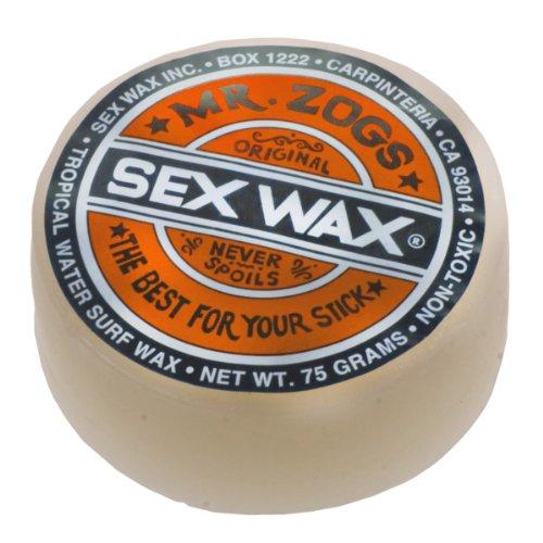 Wax Surf Sex Wax Cool white
