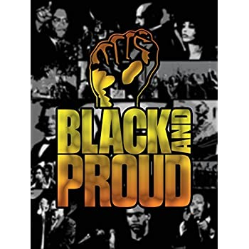 Black and Proud Poster Power Fist Art Print 18x24