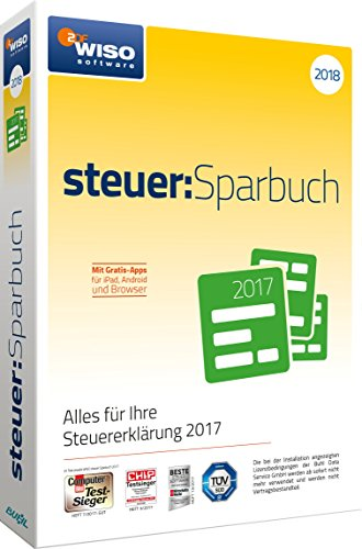 Price comparison product image WISO steuer:Sparbuch 2018