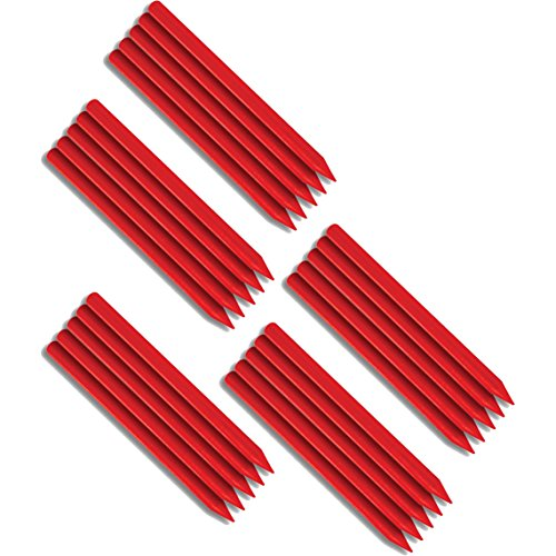 FastCap FATBOYREDREFILL Woodworking Fatboy Refill with 25 Red Crayons - For Shop Woodworking Sale