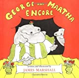 George and Martha Encore, James Marshall and James Marshall, 0395175127