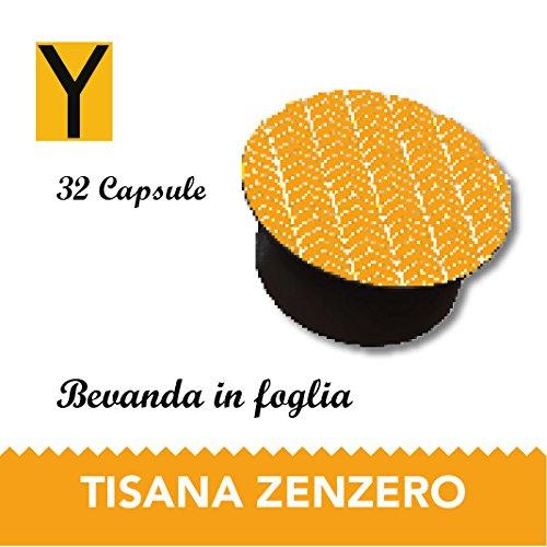 29 opinioni per Yespresso Capsule Tisana Zenzero e Limone Compatibili per Nescafe Dolce Gusto-