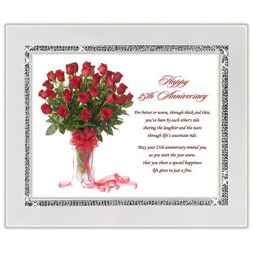25th wedding anniversary poems for parents for 25th wedding anniversary poems