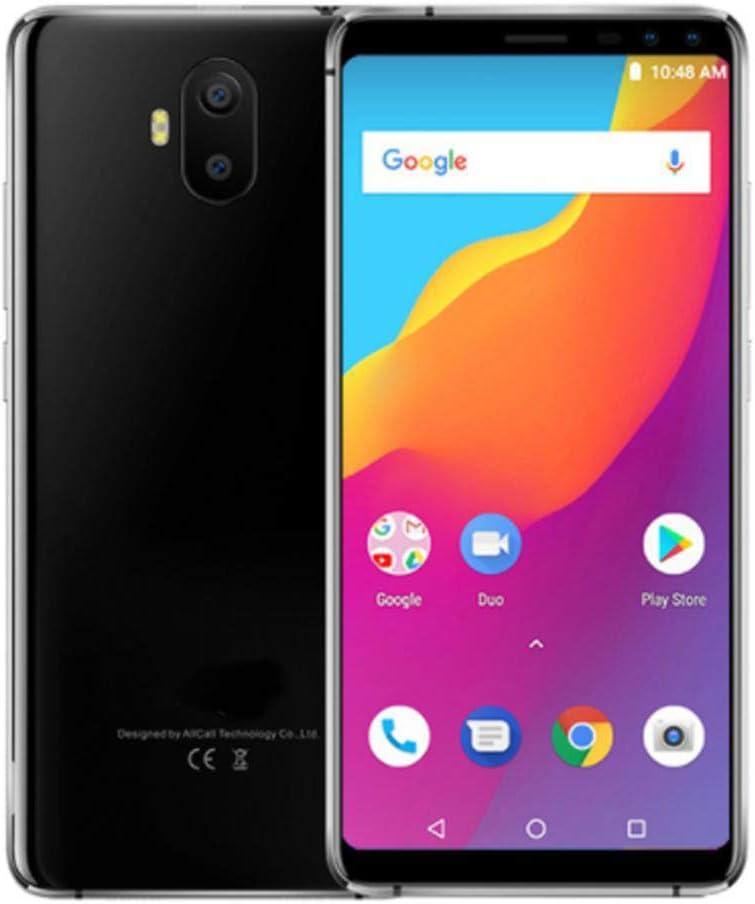 MelysEU - Smartphone (5,5 Pulgadas, Quad Core, 2 GB + 16 GB, cámara de 8 MP + 2 MP, 5000 mAh, Dual SIM, Android 8.1): Amazon.es: Electrónica