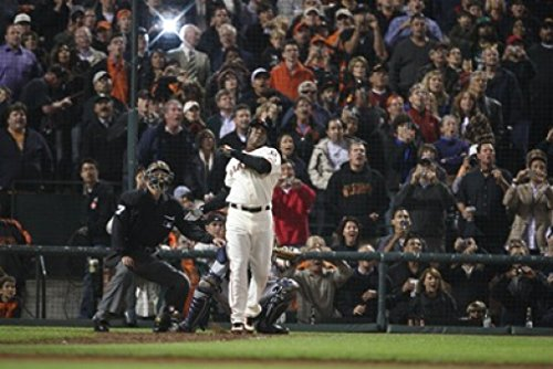 Barry Bonds 24X36 New Printed Poster Rare #TNW340127