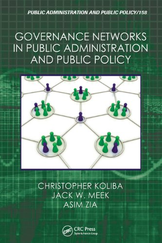 Download Governance Networks in Public Administration and Public Policy Pdf
