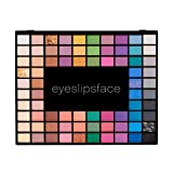 e.l.f. 100 Piece Eyeshadow Palette, Marble, 3.17 Ounce