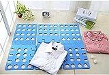 Xrten Premium Hard Flip Clothes Fast Folder Board Fold Adjustable Folding Board