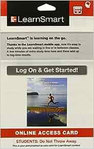 learnsmart access card for mader human biology. Black Bedroom Furniture Sets. Home Design Ideas