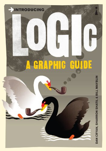 Introducing Logic: A Graphic Guide (Introducing...) cover