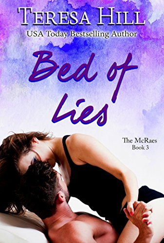 Bed of Lies (The McRaes Series, Book 3 - Zach)