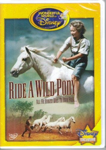 of Disney - Ride a Wild Pony ()
