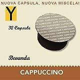 32 CAPSULE CAPPUCCINO compatibili per NESCAFE DOLCE GUSTO