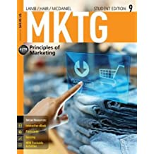 MKTG 9 (with Online, 1 term (6 months) Printed Access Card)