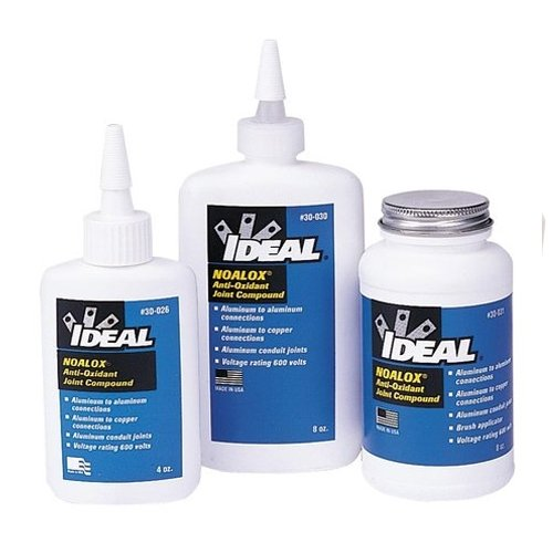 Ideal 30-024, Noalox Anti-Oxidant Compound.5 oz. Tube, Pack of 50 pcs