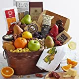 Favorite Dry Fruits Collection - Same Day Dried Fruit Basket Delivery - Dried Fruit Gifts - Best Dried Fruit Tray- Mixed Dried Fruit - Dried Fruit and Nut Gift Baskets
