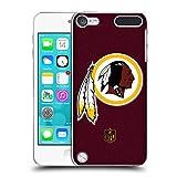 Official NFL Football Washington Redskins Logo Hard Back Case for iPod Touch 5th Gen / 6th Gen
