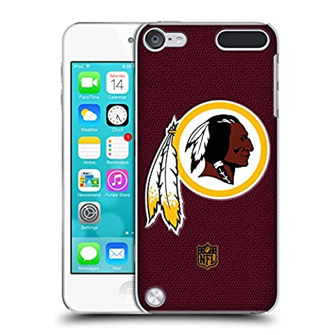 Official NFL Football Washington Redskins Logo Hard Back Case for iPod Touch 5th Gen / 6th Gen - Ipod Redskin