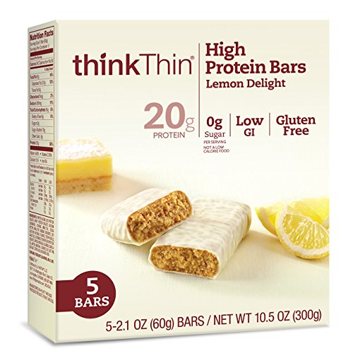 thinkThin Protein Lemon Delight count product image