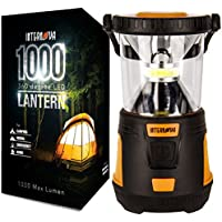 Internova 1000 LED Camping Lantern - Massive Brightness...
