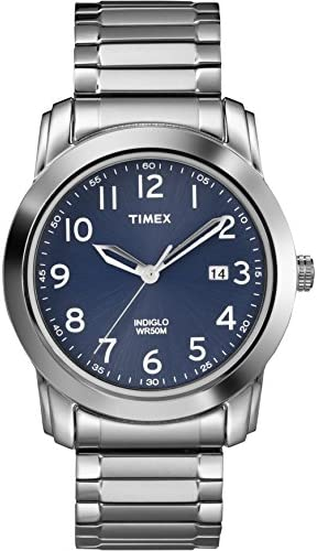 Timex T2P132 Silver Tone Stainless Expansion product image