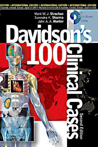 Davidson's 100 Clinical Cases pdf